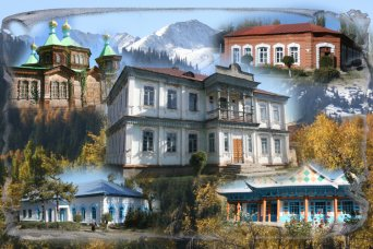 Architectural heritage of Karakol