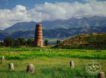Fabulous landscapes of Kyrgyzstan