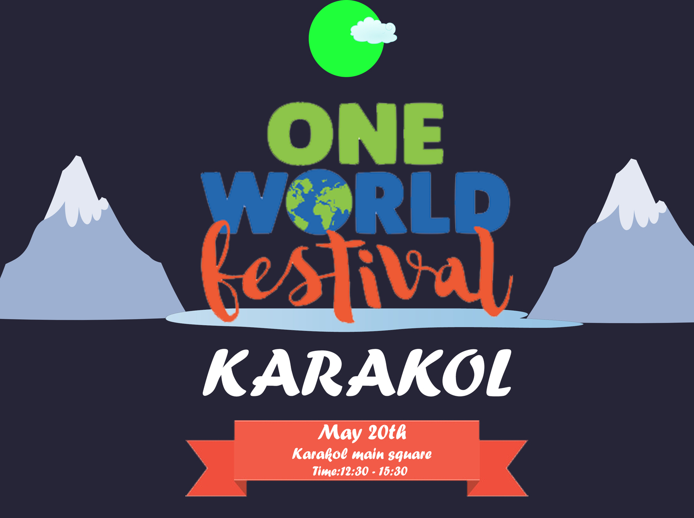 One World Festival - Karakol - (Passed)