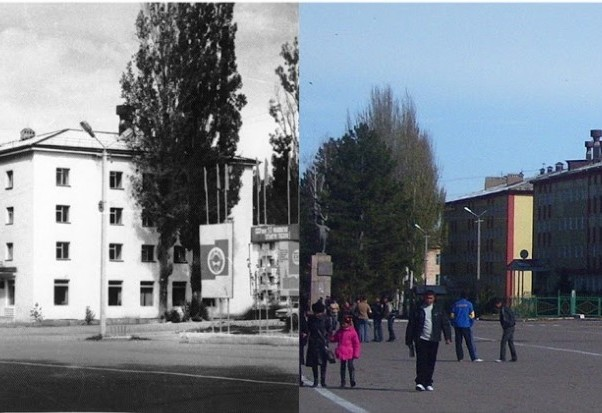 Karakol: Our city yesterday and today