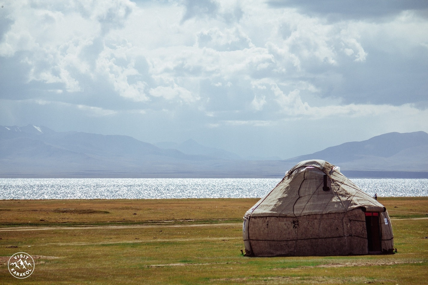 Son-Kul lake