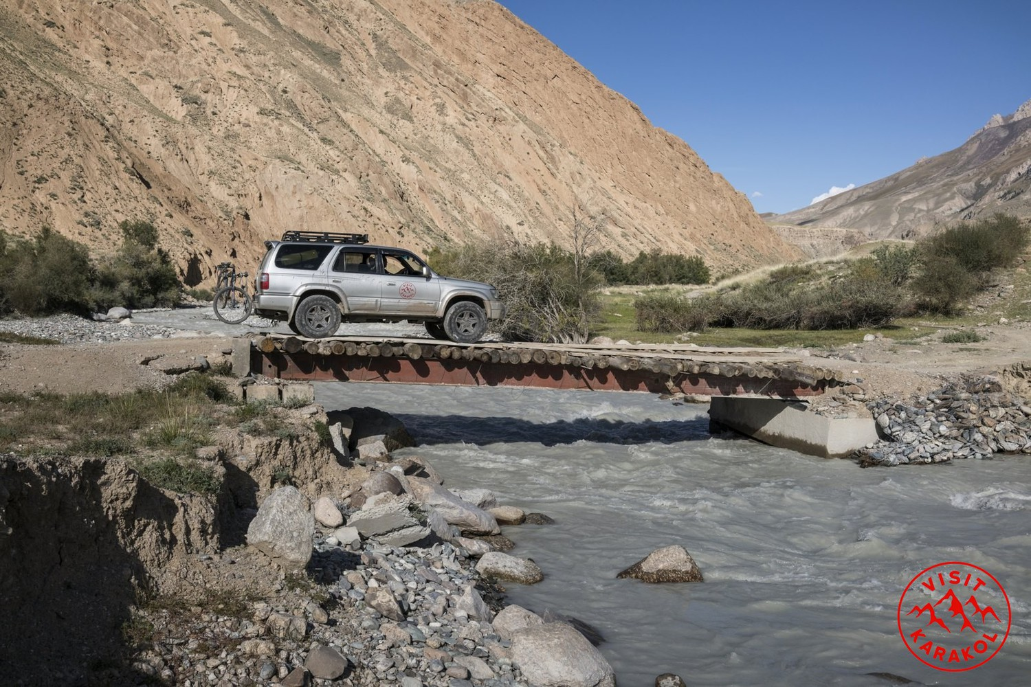 Off-road tour  High Passes 2  11 days