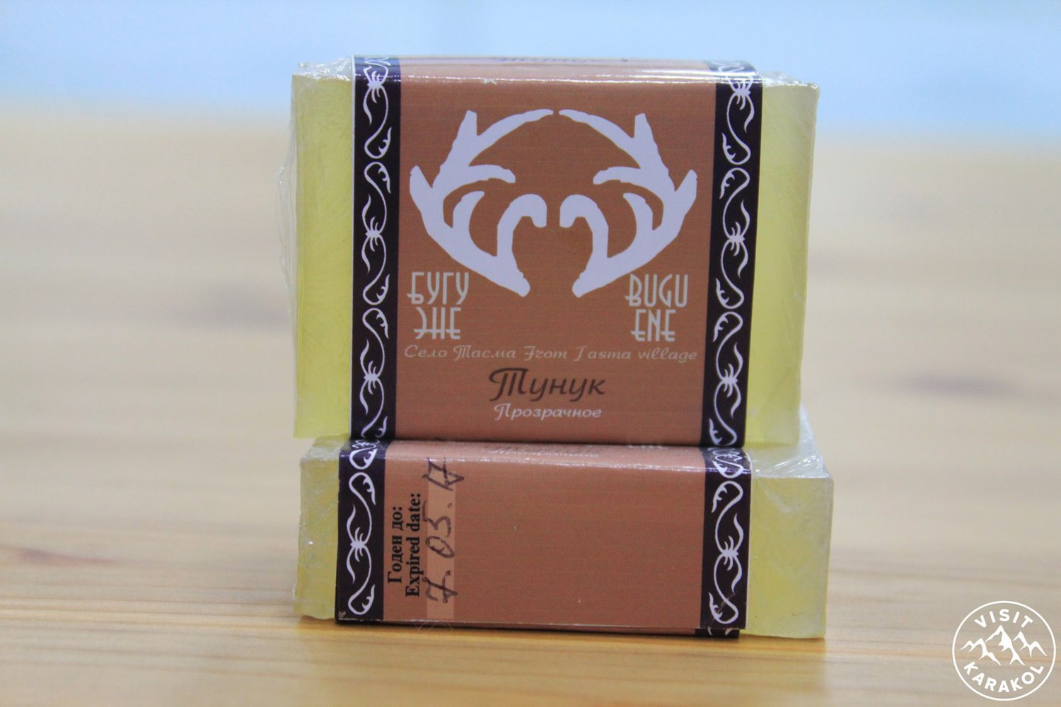 Soap from glycerin