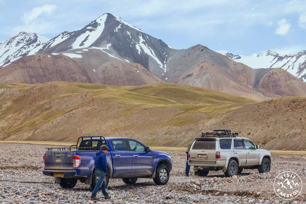 Program: Off-road explore of Kyrgyzstan
