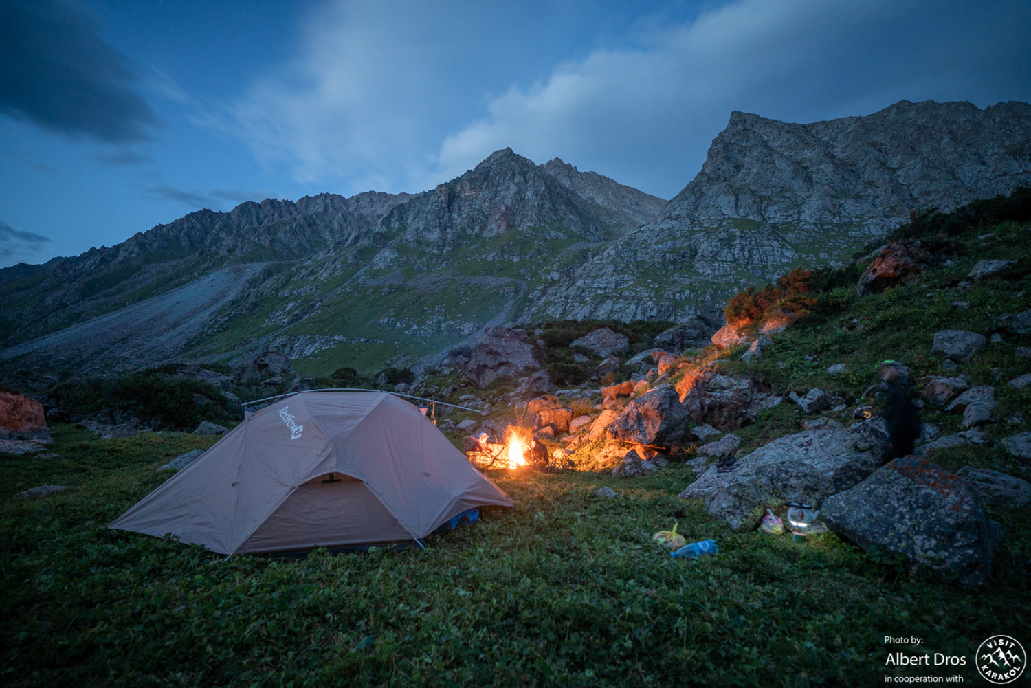 What Do I Need For My First Kyrgyz Republic Camping Trip?